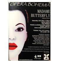 Scotland's dynamic professional company presents in Fort William Puccini's masterpiece opera. For full details about ...