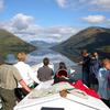 Thumbnail cruising loch shiel