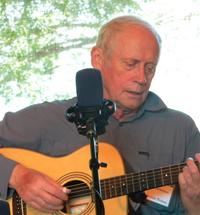 Master guitarist Archie Fisher is one of Scotland's