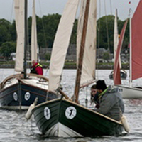 Sail Caledonia is the annual Scottish 'Raid' or expedition for boats powered by sail and oars, which takes place...