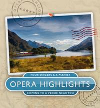 Each year Scottish Opera takes four singers and a pianist out