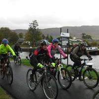 Box fort augustus to fort william bike race