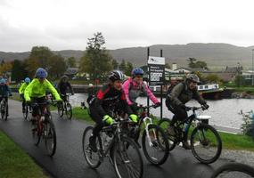 Fort Augustus to Fort William Bike Race
