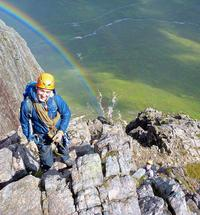 Rainbow days in Glencoe