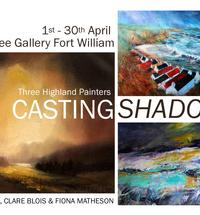 <span><b>Clare Blois, Fiona Matheson </b>and <b>Dot Walker </b>are Inverness-based artists w...