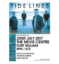 Tide Lines are a four piece band from Scotland who are heavily influenced by the traditional music of the West Highla...