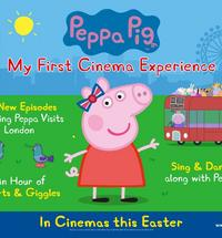 Peppa Pig And The Golden Boots is a great adventure for the little ones. See your young kids join in with the Milksha...