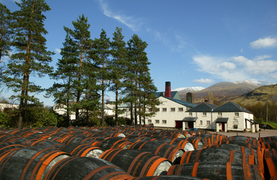 Ben Nevis Distillery Fort William