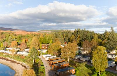Holiday caravans and chalets Fort William