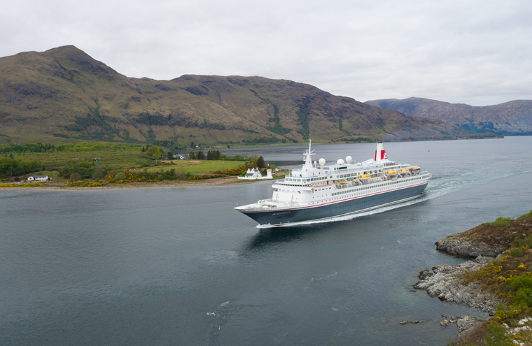 Feature marine tourism loch linnhe 0118