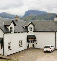 Culacrick is in an elevated position with superb views towards Ben Nevis.We have three spacious bedrooms: One king-size bedroom which...
