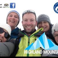 The Skye Munrosrangehasthe longest ridge line in the UK connecting the 11 Munros. The gabbro ...