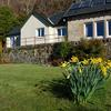 Thumbnail schoolhouse cottage in spring