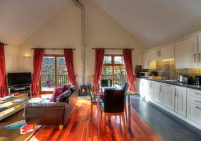 Warm and cosy lodges for between 4-6 people each, with spectacular views on Ben Nevis, Aonach Mor, the Grey Corries and much more. Both lodges are...