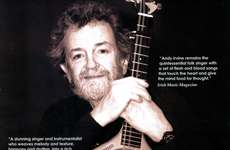 ANDY IRVINE is one of the great Irish singers, his