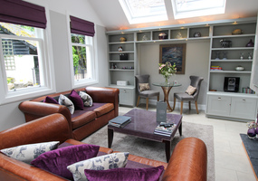 The Grange Terrace Suite