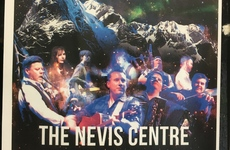 Tickets available from skipinnish.com/live or from the Nevis Centre.