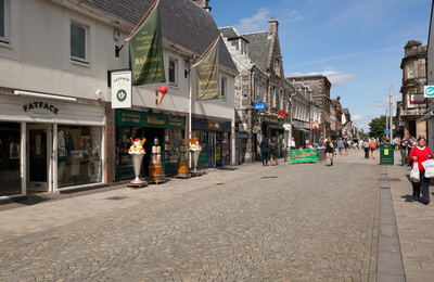 fort william town centre