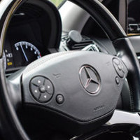 Box mercedes interior