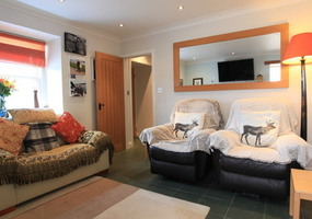Interior cottage photography