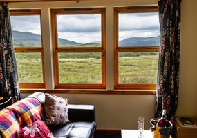 Glencaig self catering cottage, located 2 miles north east of Spean Bridge in the Western Highlands, is a bright two bedroom bungalow on the family...
