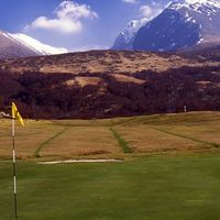 Box 18th green fort william