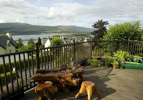 Beinnard Bed and Breakfast in Fort William offers four bedrooms in our family home which enjoys an elevated location with great views looking over ...