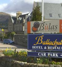 The Ballachulish Hotel enjoys a wonderful location looking out to the west by the site of the old ferry crossing on Loch Leven... We are 10 miles s...