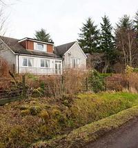 Meduim tall tigh an beag self catering 08