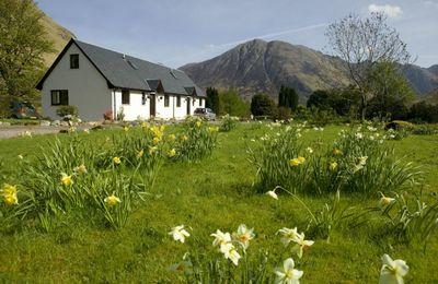 Glencoe Mountain Cottages