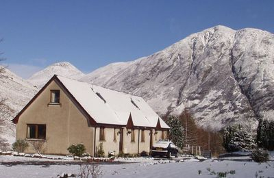 Glencoe Mountain Cottages