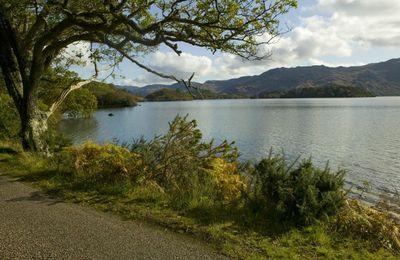 A view of Loch Morar