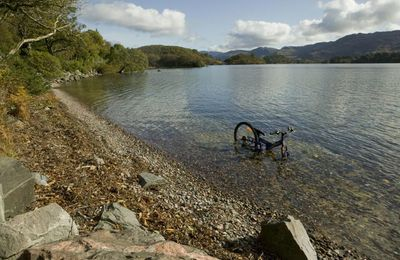 Why not cycle by Loch Morar