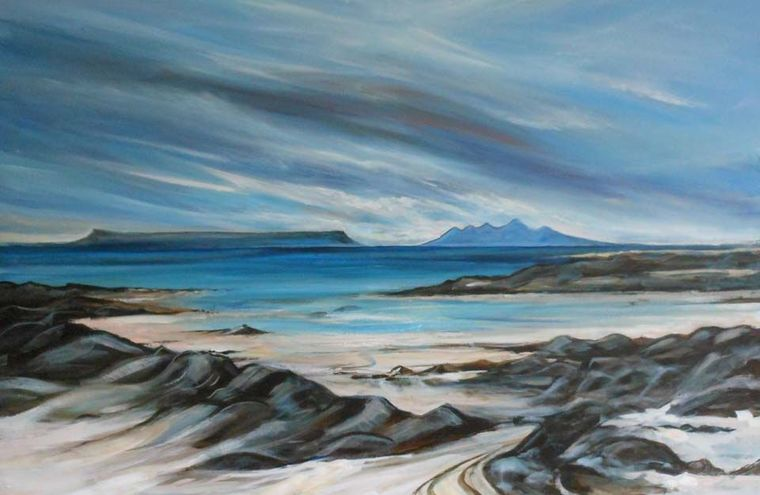 Feature rum and eigg
