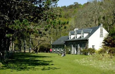Secluded self catering on Ardnamurchan