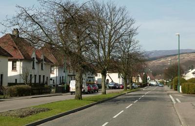 Caol, Fort William