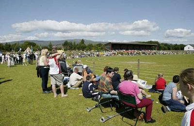 Lochaber Highland Games
