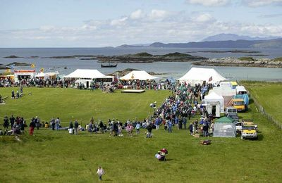 Mallaig and Morar Highland Games
