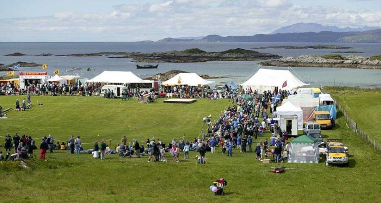 Mallaig and Morar Highland Games