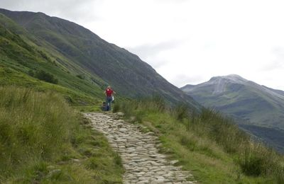 Mountain Footpath, Ben Nevis