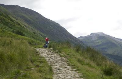 Mountain Footpath, Ben Nevis