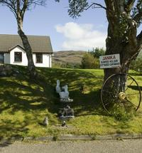 Bunree Scottish holiday accommodation is located 8 miles south of Fort William, near the village of Onich, on a croft running down to the shores of...
