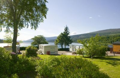 Linnhe Lochside Holiday Park