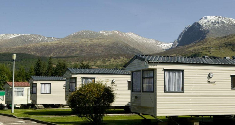 Caravan Holidays Ben Nevis