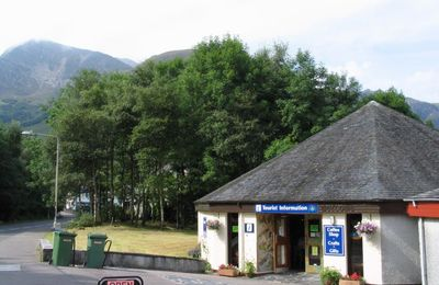 Ballachulish Visitor Information Centre