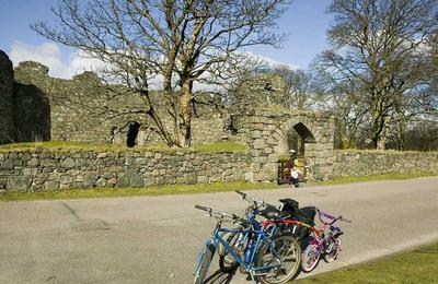Discover Fort William on a bike