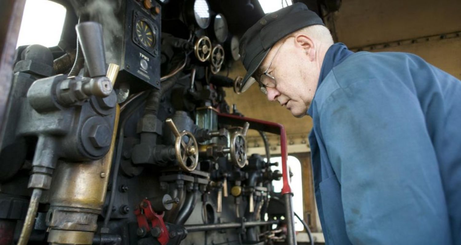 The locomotive driver