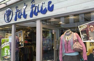 Fashion shop Fort William