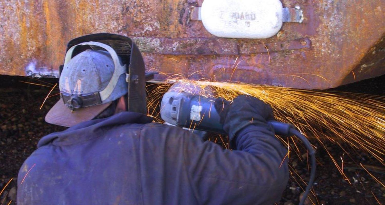 Experienced metal workers