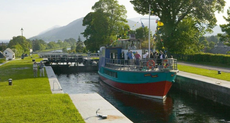Souter's Lass Cruises